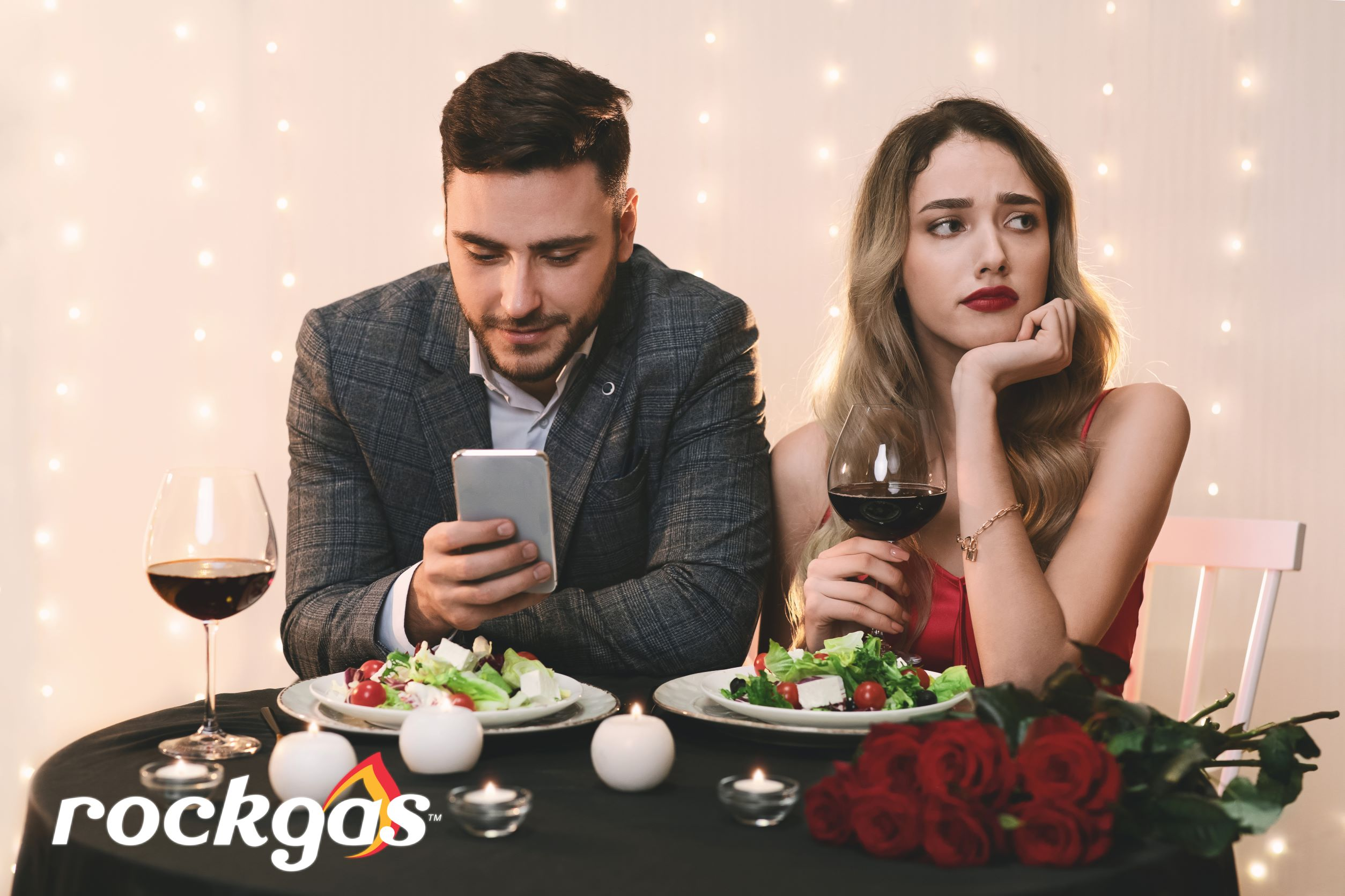 Order your LPG anywhere, anytime with the Rockgas App